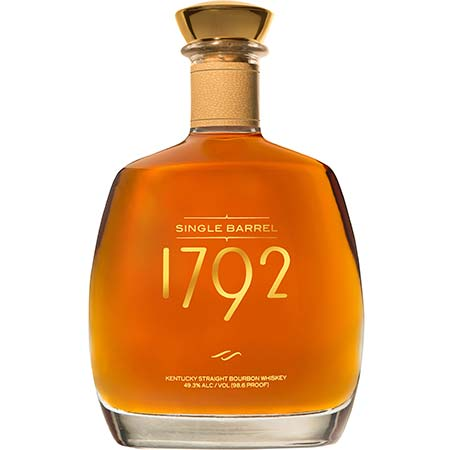 1792 Full Proof Single Barrel