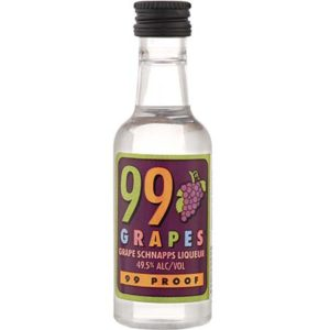 99 Grapes Liqueur (50 mL)