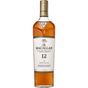 The Macallan Sherry Oak 12 Years Old