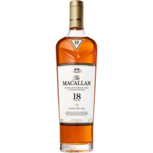 The Macallan Sherry Oak 18 Years Old