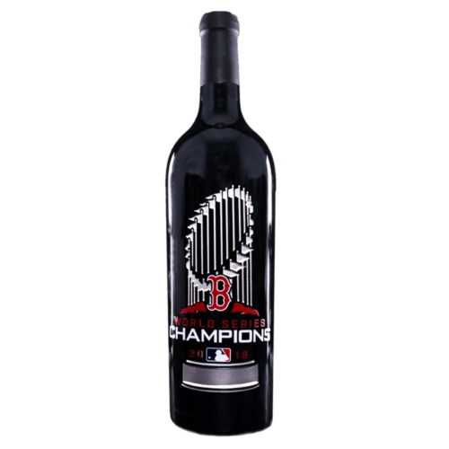 Boston Red Sox 2018 World Series Champions MLB Wine Club Series Red Wine