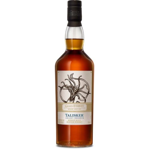 Game of Thrones - House Greyjoy – Talisker Select Reserve