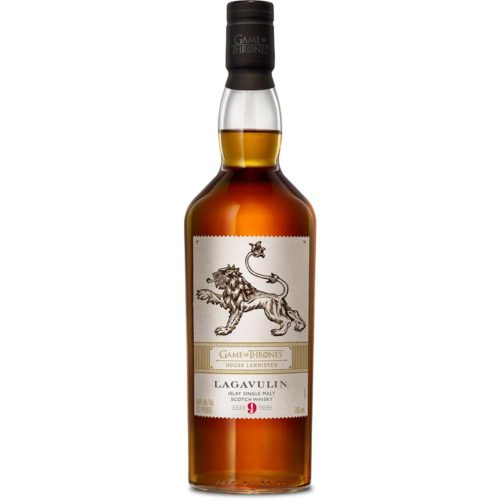 Game of Thrones - House Lannister – Lagavulin 9 Year Old