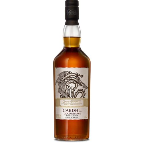 Game of Thrones - House Targaryen – Cardhu Gold Reserve