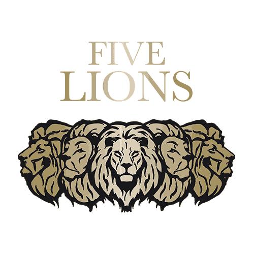 Logo - Five Lions