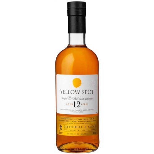 Yellow Spot Single Pot Still Irish Whiskey Aged 12 Years
