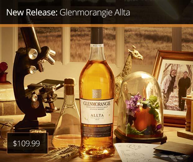 New Release: Glenmorangie Allta