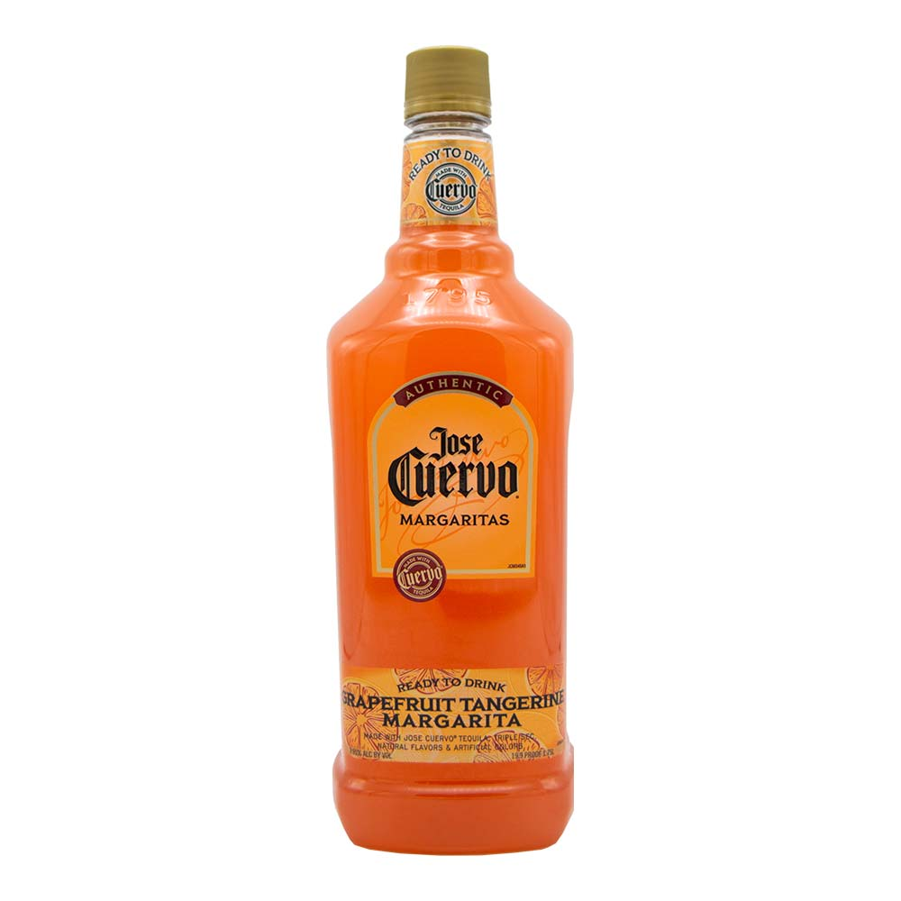 Jose Cuervo Ready To Drink Pink Lemonade Margarita 1 75l: Jose Cuervo Ready To Drink Grapefruit Tangerine Margarita