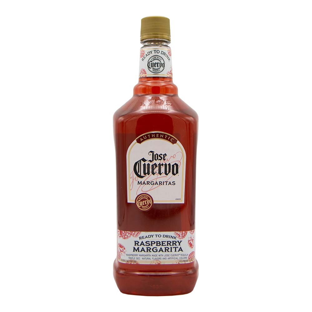 Jose Cuervo Ready To Drink Raspberry Margarita (1.75 L
